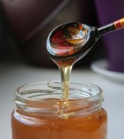 Мёд Разнотравие. Горный.  Абхазия. 2015 г. 700 гр.